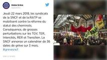 SNCF. Les syndicats accusent la direction de supprimer en priorité les trains de manifestants.