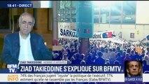 L'argent remis à Sarkozy et Guéant n'a pas servi à financer la campagne de 2007, assure Takieddine