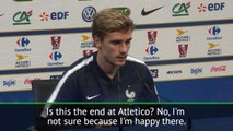 Griezmann wants club future decided before World Cup