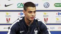 Wissam Ben Yedder sans langue de bois - Foot - Bleus