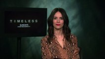 """IR Interview: Abigail Spencer For """"Timeless"""" [NBC-S2]"""