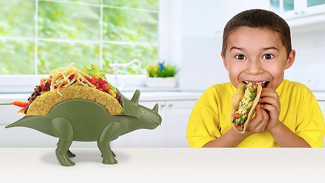 The TriceraTaco & Our Top 5 Weird Food Gadgets That Make Fast Food Even Better