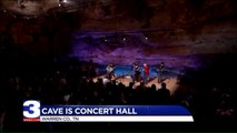 Concert in a Cave: Venue Opens Inside Tennessee Caverns
