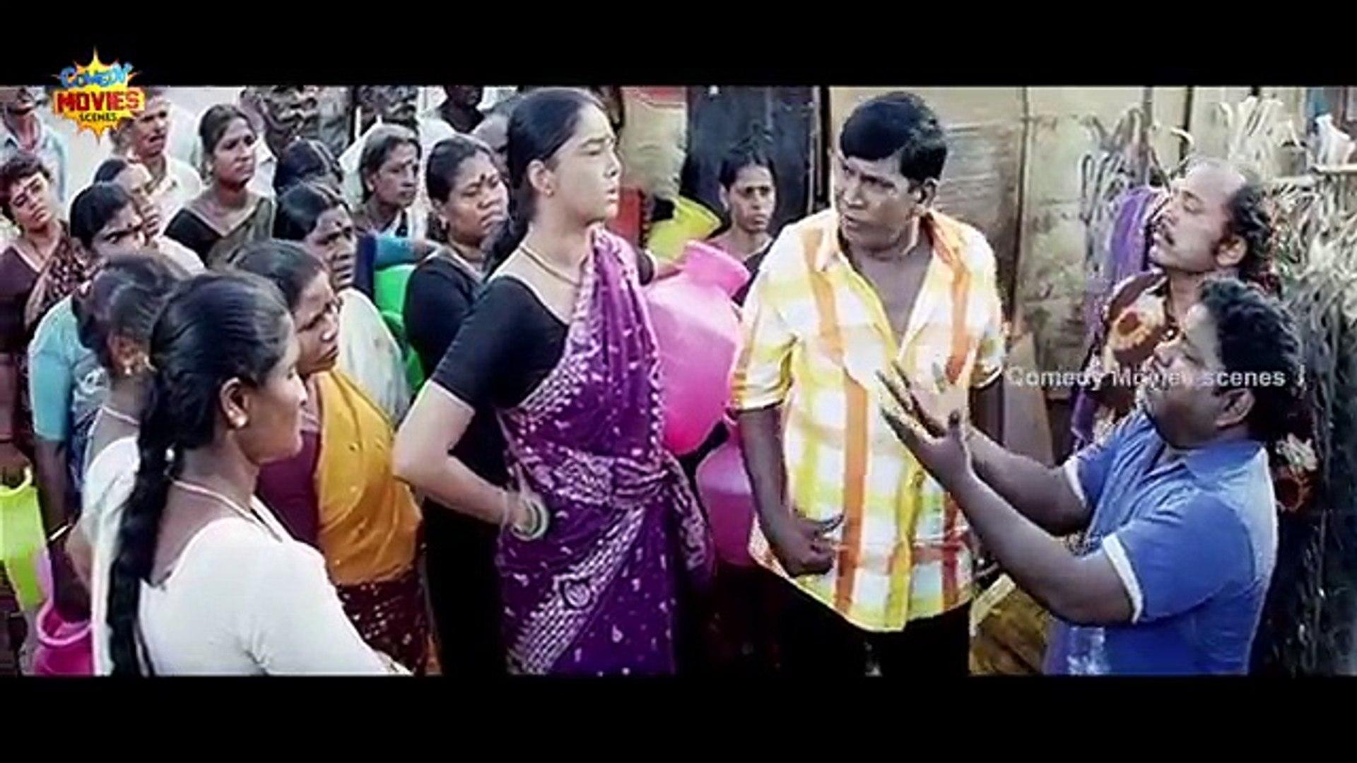 Hindi Comedy Videos _ Vadivelu Comedy _ The Return of Ghajini Film _ Comedy Movies Scenes ( 360 X 64