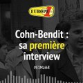 Mai 68 : découvrez la première interview de Daniel Cohn-Bendit sur Europe 1
