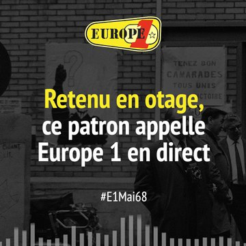 Retenu en otage, ce patron appelle Europe 1 en direct