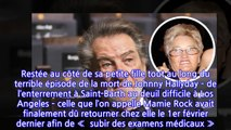 Mamie Rock : la grand-mère de Laeti­cia Hally­day s'at­taque à Eddy Mitchell