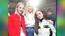 [Showbiz Korea] Korean Stars at Major Fashion Weeks