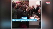 Quotidien : Gérard Depardieu très en forme au salon du livre (Vidéo)