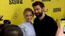 John Krasinski reluctant to work with wife Emily Blunt in A Quiet Place