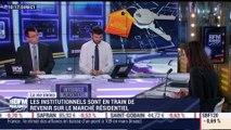 Marie Coeurderoy: Les institutionnels de retour sur le marché résidentiel - 22/03