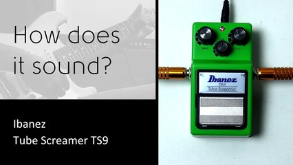 Ibanez Tube Screamer Resource | Learn About, Share and