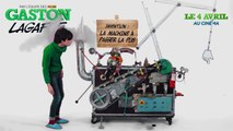 Gaston Lagaffe - Spot machine pour faire passer la pub - UGC Distribution [720p]