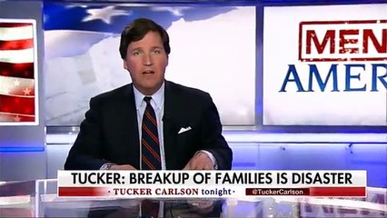 Tucker Carlson Tonight.   America's Boy Crisis: why the breakup of families is a disaster for all of us.
