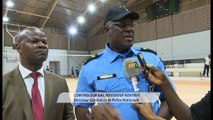 JDS - Volley-ball championnat d'afrique préparation AS police