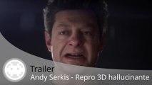 Trailer - La modélisation next-gen des visages dans les jeux vidéo