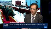 Proche-Orient: le plan de paix américain reporté indéfiniment (Al-Hayat)