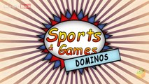 Dominos - Sports And Games - Pre School - Animation Videos For Kids