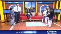 Naya Din | SAMAA TV | Ali Arif | Kiran Aftab | Muhammad Shuaeb | 26 March 2018