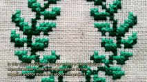 How To Create A Cross Stitched Olympic Wreath - DIY Crafts Tutorial - Guidecentral
