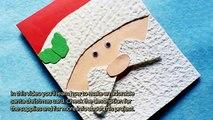 How To Make An Adorable Santa Christmas Card - DIY Crafts Tutorial - Guidecentral