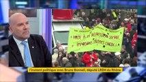 """Bruno Bonnell pense que la grève """"va d'abord gêner les usagers"""""""