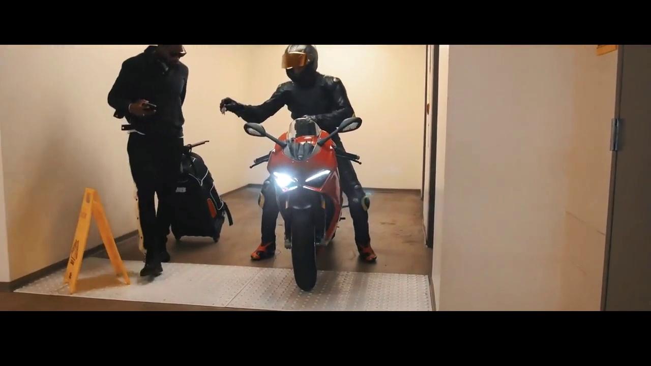 Ducati V4 Extreme Test Ride   Ducati   Motorcycle   Bikes