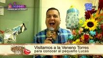 Silvana Torres feliz con el nacimiento de Lucas Xavier