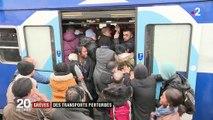 Grèves : des transports perturbés