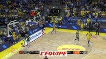 Le Panathinaïkos s'impose de justesse - Basket - Euroligue (H)