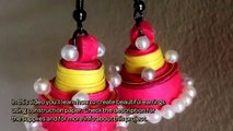 How To Create Beautiful Earrings Using Construction Paper - DIY Style Tutorial - Guidecentral