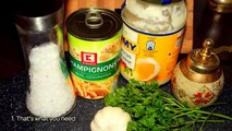 How To Prepare A Delicious Champignons Appetizer - DIY Food & Drinks Tutorial - Guidecentral