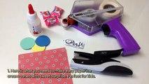 How To Make Easy Paper Ice Cream Cones Tutorial DIY - DIY Crafts Tutorial - Guidecentral