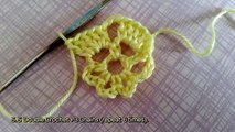 How To Crafts A Pretty Crocheted Flower Doily - DIY Crafts Tutorial - Guidecentral