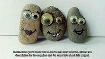 Make Cute Rock Buddies - DIY  - Guidecentral