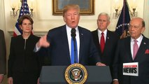 Trump slaps tariffs on Chinese imports, sparking fears of global trade war