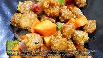 Make Appetizing Sweet and Sour Pork Meatballs - DIY Food & Drinks - Guidecentral