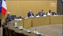 Décisions de l'état en matière de politique induetrielle : M. Michel Sapin, Mme Clara Gaymard  - Jeudi 22 mars 2018