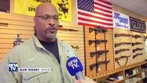 """""""C'est un droit fondamental"""": aux États-unis, les pro-armes s'érigent contre le contrôle des armes à feu"""