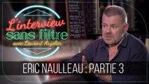 Eric Naulleau tacle Caroline de Haas et prend la défense de Dominique Besnehard