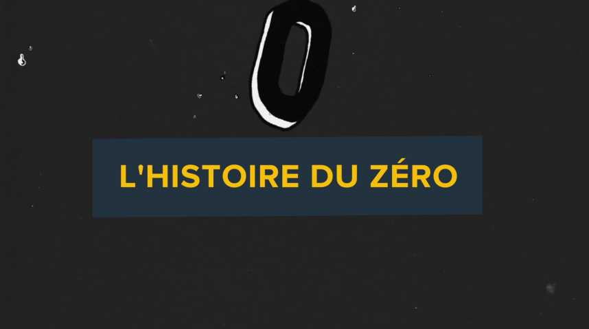 L'histoire du zéro