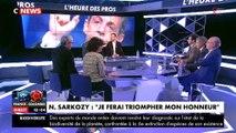 CNews : Vexé par le départ de Nadine Morano, Laurent Joffrin boude