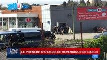 Prise d'otages dans l'Aude : un Marocain soupçonné d'être le preneur d'otages