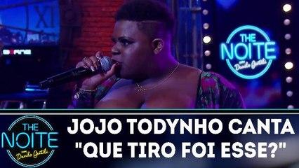 Jojo Todynho canta Que tiro foi esse