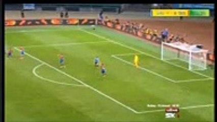 Le but fantastique de Cavani avec l'Uruguay