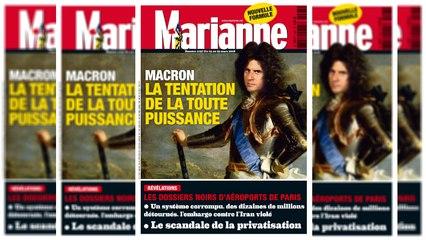 La nouvelle formule de Marianne est en kiosques !
