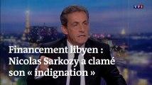 Financement libyen : « Il n'y a que de la haine, de la boue, des calomnies », affirme Nicolas Sarkozy