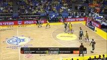 Μακάμπι Τελ Αβίβ - Παναθηναικός 75-76 28η Αγωνιστική Euroleague (highlights)