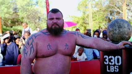 Eddie Hall | Worlds Strongest Man | meet him at the O2 | 14th April