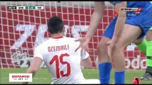 All Goals & highlights - Greece 0-1 Switzerland - 23.03.2018